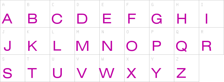 Swis BT Bold truetype font