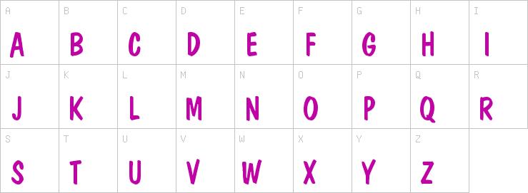 Download free Dom Casual Regular font