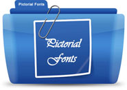 Pictorial Fonts